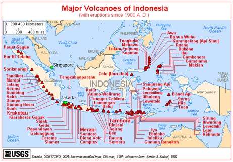 Welcome to indoagate the country lies in a highly active tectonic belt the tallest mountains reach 4884 meters and nearby ocean trenches reach depths of 4440 meters java map gumiabroncs Image collections